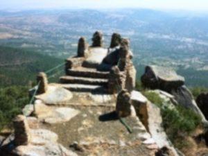 SENDERISMO: Por la Sierra de Aguafría hasta el mirador del Castillo Image